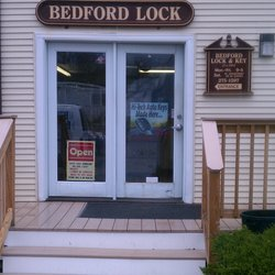 About Bedford Lock