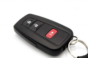 Electronic Automotive Key Chip
