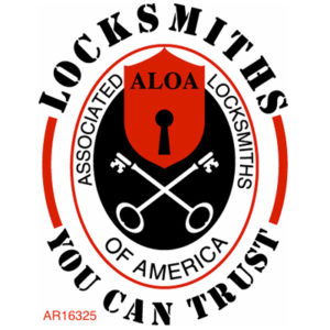 USA lock logo