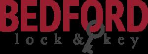 Bedford Lock & Key Logo