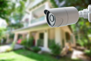 Home surveillance camera